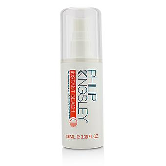 Philip Kingsley Instant Beach Salt Free Texturizing Spray (For Beachy, Tousled Waves) PHI448 100ml/3.3oz