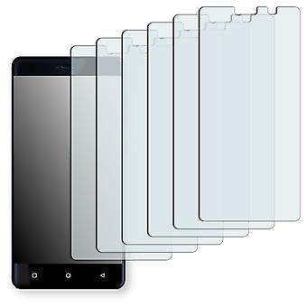 Allview P8 energy mini screen protector - Golebo Semimatt protector (deliberately smaller than the display, as this is arched)