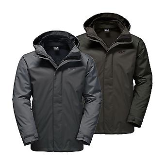 Jack Wolfskin Mens Echo Lake Jacket