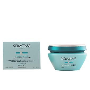 Kerastase Resistance Masque Force Architecte 200ml Unisex New Sealed Boxed