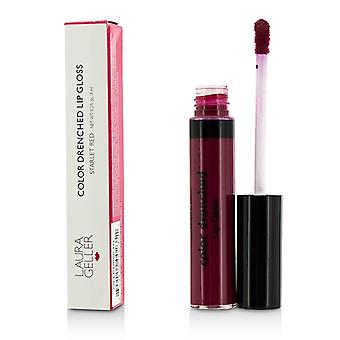 Laura Geller Color Drenched Lip Gloss - #Berry Crush 9ml/0.3oz