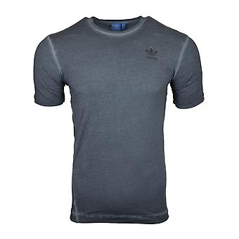 Adidas Originals Street Modern Grey Overdyed T-Shirt AY9189
