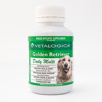 Vetalogica Golden Retriever Multi