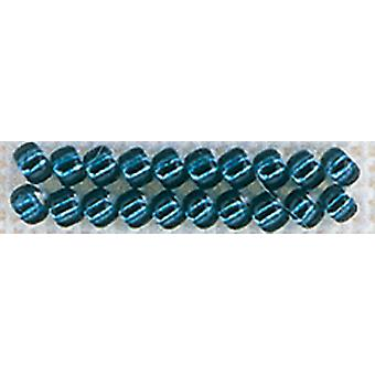 Mill Hill Glass Seed Beads 4.54g-Brilliant Teal** GSB-02074