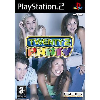Twintig 2 partijen (PS2)