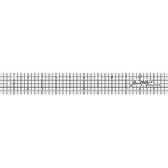 Tim Holtz Acrylic Design Ruler 12