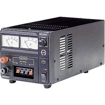 VOLTCRAFT EP-925 banc PSU (tension réglable) 3-15 VCC 2-25 A 375 W n des sorties 1 x