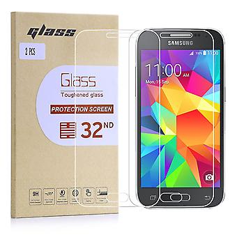 Ekstra pansrede hærdet glas til Samsung Galaxy Core Prime - 2-Pak