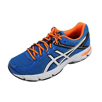Asics GT 1000 4 Electric Blue/White-Orange C558N 3901