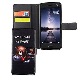 Mobile affaire sac pour le logo de V8 téléphone mobile ZTE blade bear avec tronçonneuse