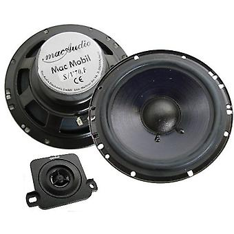 2-way COMPO system mac audio Mac mobile S / V 70.F, new