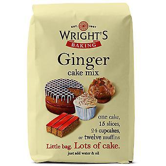 GR Wrights Ingwer Kuchen-Mix