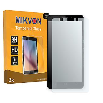 Vernee Thor E Screen Protector - Mikvon flexible Tempered Glass 9H (Retail Package with accessories)