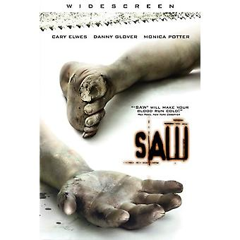 Säge [DVD] USA import