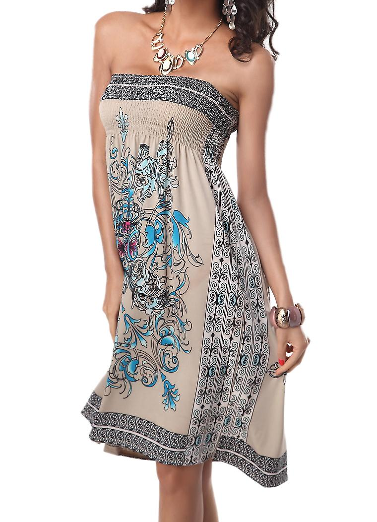 Waooh - Mode - Robe courte imprimé fleuri