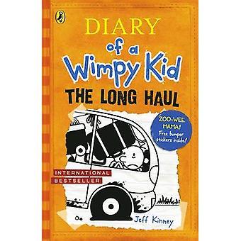 Na dłuższą metę przez Jeff Kinney - 9780141354224 książki