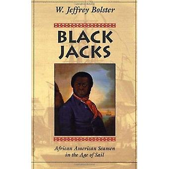 Black Jacks - African American sjömän i segelfartygens (ny upplaga)