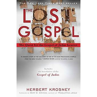 The Lost Gospel by Herbert Krosney - 9781426200472 Book