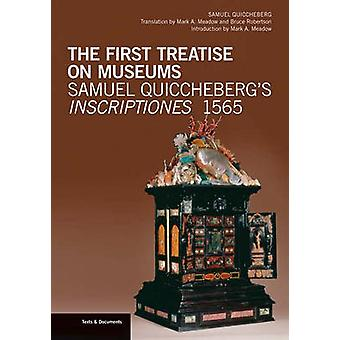 The First Treatise on Museums - Samuel Quiccheberg's Inscriptiones 156