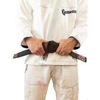 Gameness volwassen BJJ riem Brown