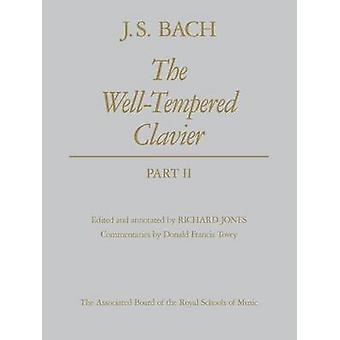 The Well-Tempered Clavier - Part II by Johann Sebastian Bach - Donald