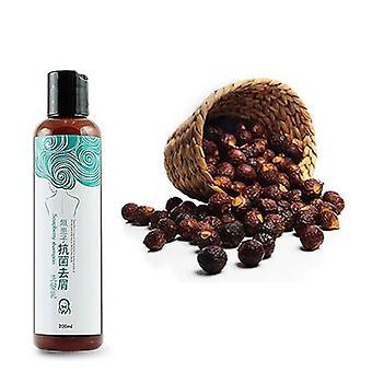 Soapberry, anti-dandruff shampoo.