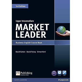 Mercado líder Upper Intermediate Coursebook & DVD-ROM Pack (3º editi