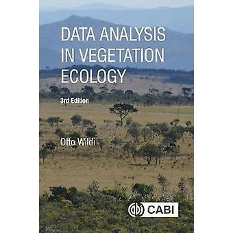 Analyse des données en végétation Ec par Otto Wildi - livre 9781786394224