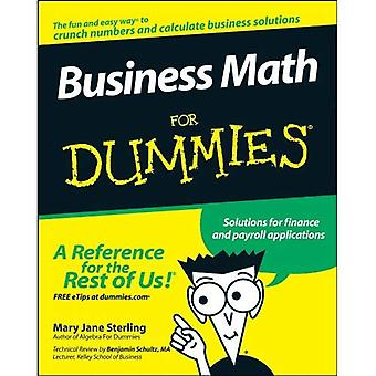 Business Math for Dummies (For Dummies)