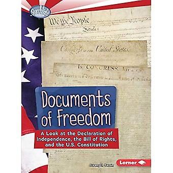 Documents of Freedom: A Look at the Declaration of Independence, the Bill of Rights, and the U.S. Constitution (Searchlight Books: How Does Government Work?)