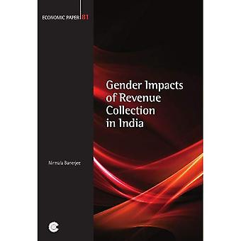 The Gender Impacts of Revenue Collection in India (Commonwealth Economic Paper)