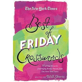La Nueva York épocas mejor de crucigramas de viernes: 75 de desafiar a su favorito el viernes rompecabezas de Nueva York...