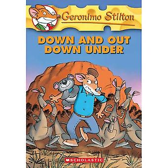 Down and Out Down Under (Geronimo Stilton
