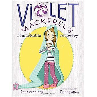 Violett Makrills anmärkningsvärd återhämtning