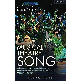 Musical Theatre Song (Performance Books)