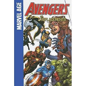 Les remplacements (Avengers Spotlight)