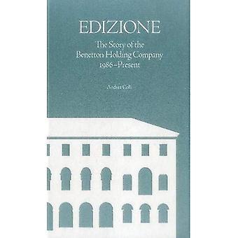 Edizione: Een geschiedenis van Edizione