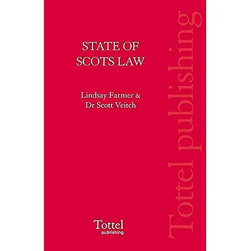 The State of Scots Law