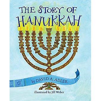Den historien av Hanukkah [styrelse bok]