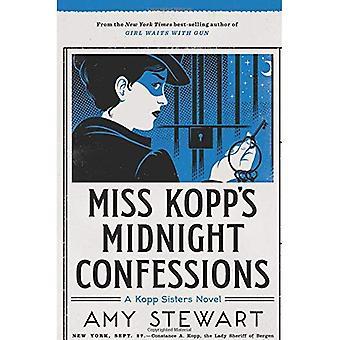 Confessions de minuit de Mlle Kopp (Kopp sœurs roman)