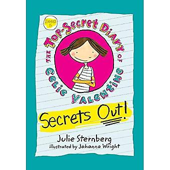 Secrets Out! (The Top-Secret Diary of Celie Valentine)