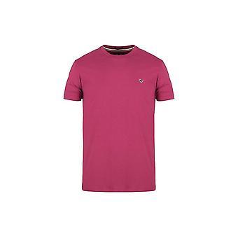 Weekend Offender Enzo Fuschia T-shirt