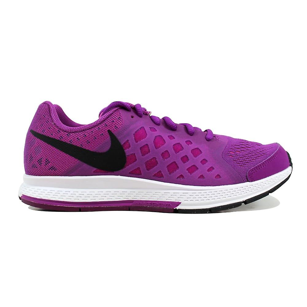 Nike Zoom Pegasus 31 & 034;BOLD& 034; Berry noir-blanc-rose-éléHommestaire 654413-501 taille 5 moyenne
