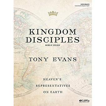 Kingdom Disciples Bible Study Book: Heaven's Representatives on Earth