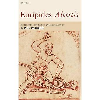 Euripides Alcestis by Euripides