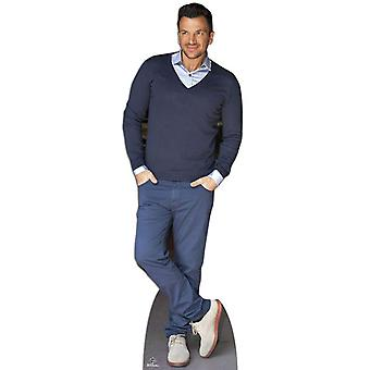 Peter Andre Lifesize Cardboard Cutout / Standee / Standup