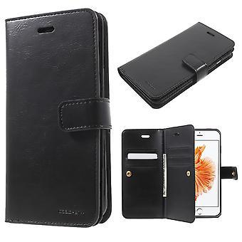 Mercury Goospery Mansoor iPhone 7/8 Plus-Black
