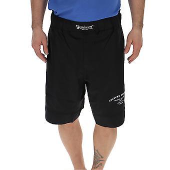 Ih Nom Uh Nit Black Nylon Shorts