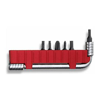 Victorinox Bitwrench Case with wrench and 6 bits - Genuine Victorinox Product