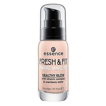 Essence Fresh & Fit Makeup Foundation Awake 20 fresh nude 30 ml
